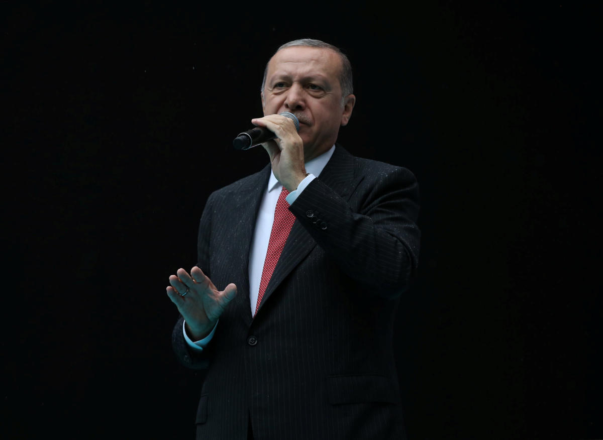 "Erdogan said the whereabouts of Khashoggi's body was still unknown and he demanded Saudi Arabia reveal the identity of a ""local cooperator"" who purportedly took the body. Reuters file photo"