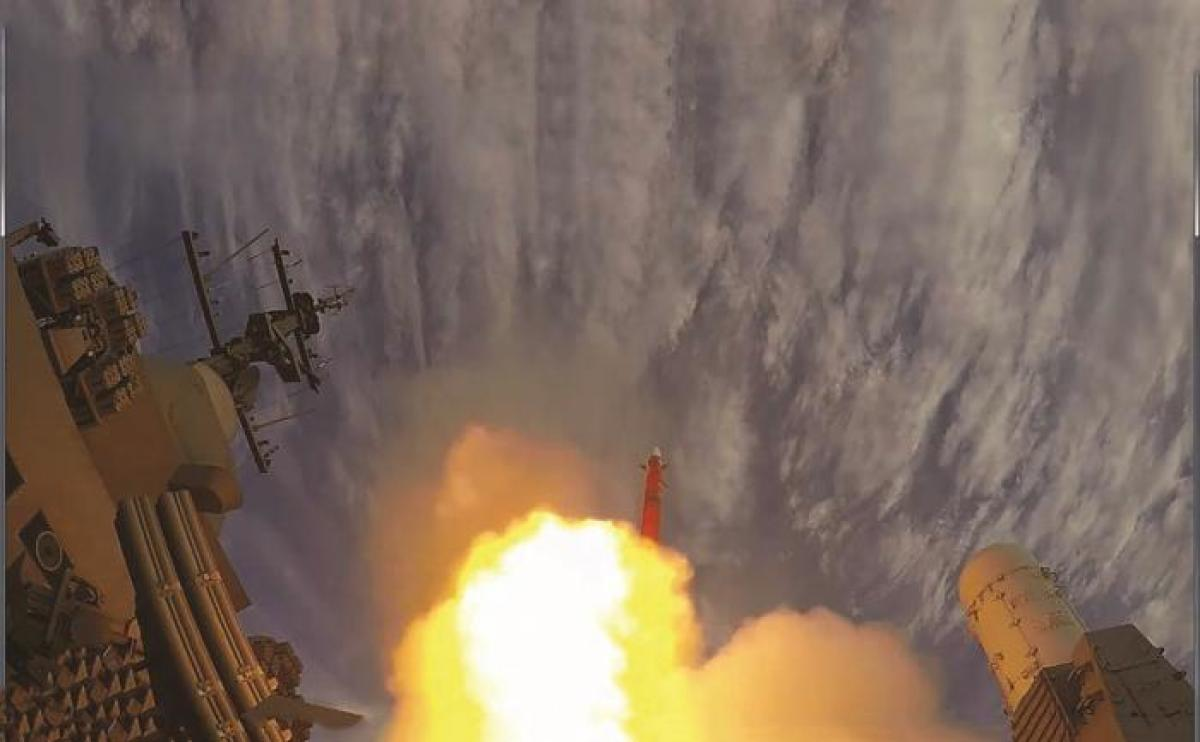 The long-range surface-to-air missile (LRSAM) systems system is an operational AMD system used by the Israeli Navy as well as by India's naval, air and ground forces.