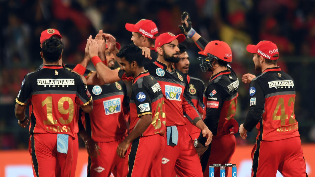 RCB will have to regroup and find winning ways again if they are to make it to the IPL play-offs this time. DH photo/ Srikanta Sharma R
