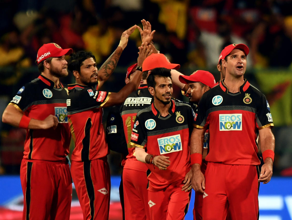 UNDER SCANNER Royal Challengers Bangalore need to get their act right in the bowling department when they take on Kolkata Knight Riders on Sunday. DH Photo