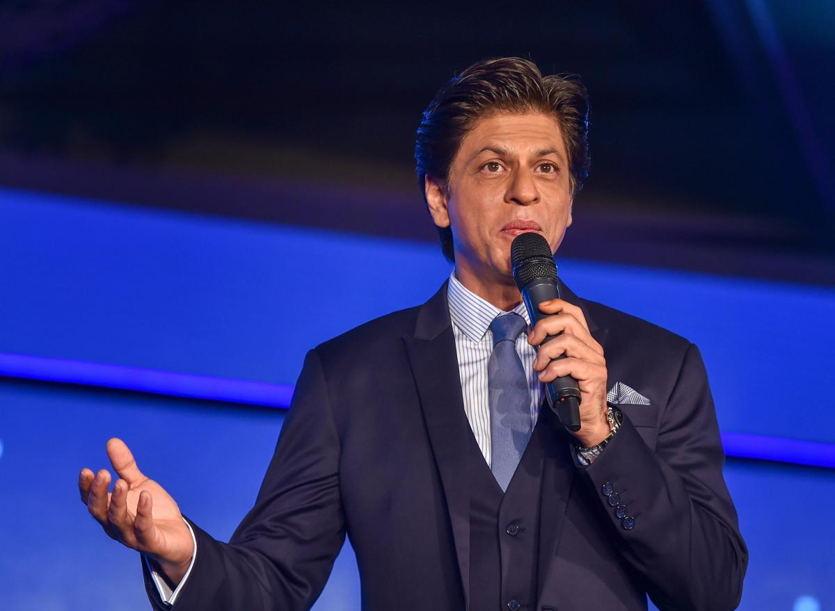 Superstar Shah Rukh Khan will start working on astronaut Rakesh Sharma's biopic early next year, producer Ronnie Screwvala said. PTI photo