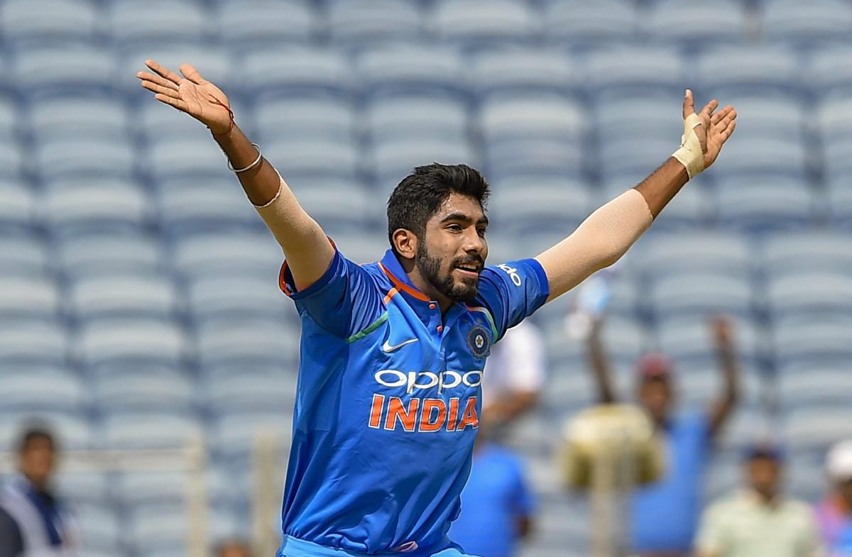 Jasprit Bumrah defended his team-mate Bhuvneshwar Kumar, who leaked 70 runs in 10 overs in the third ODI against the West Indies. PTI