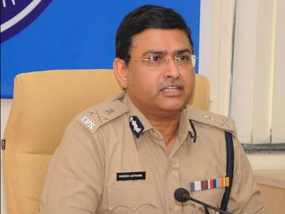 Satish had filed a complaint on October 15 against Asthana, making bribery charges.