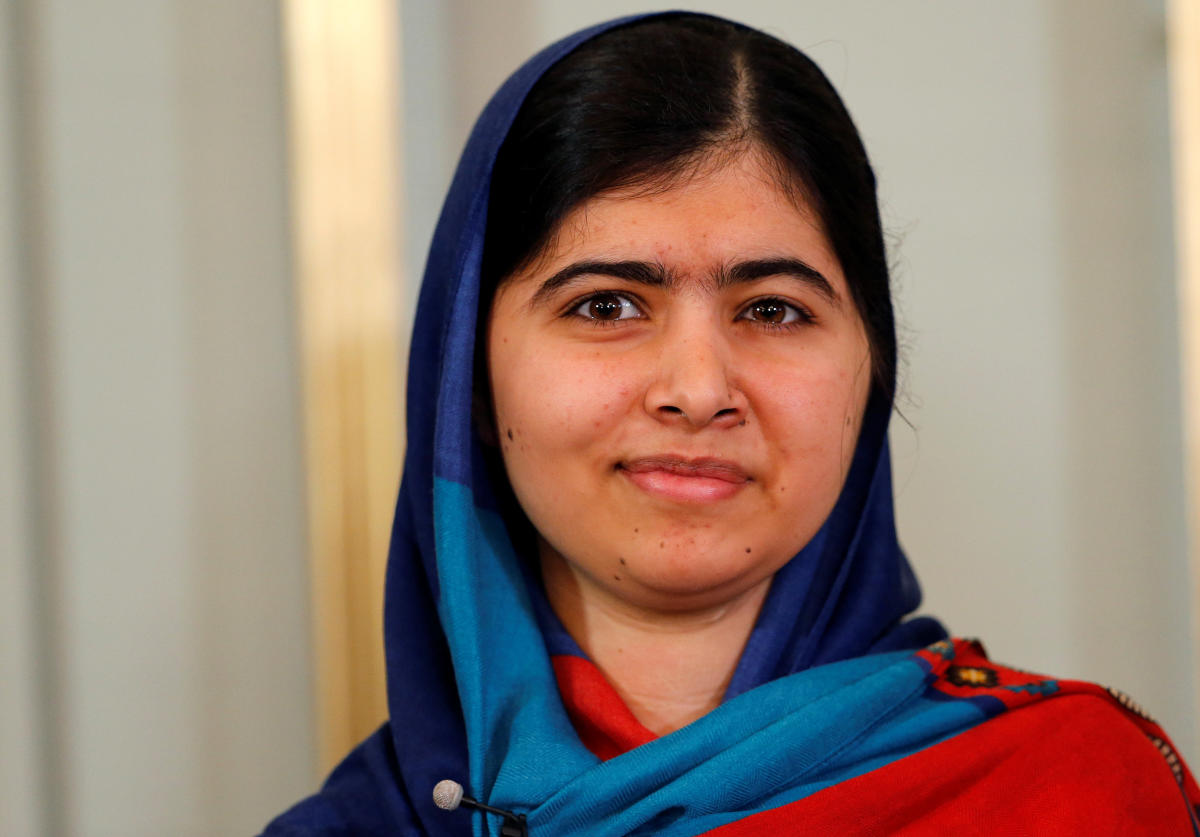 Harvard's Kennedy School says Yousafzai will be awarded the 2018 Gleitsman Award at a December 6 ceremony. (Reuters file photo)