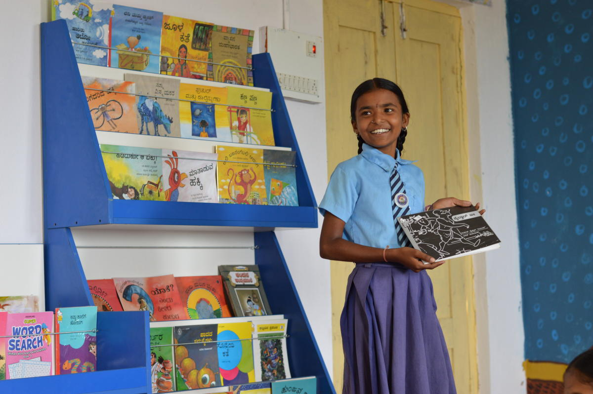 The fest focuses on Kannada literature for children.