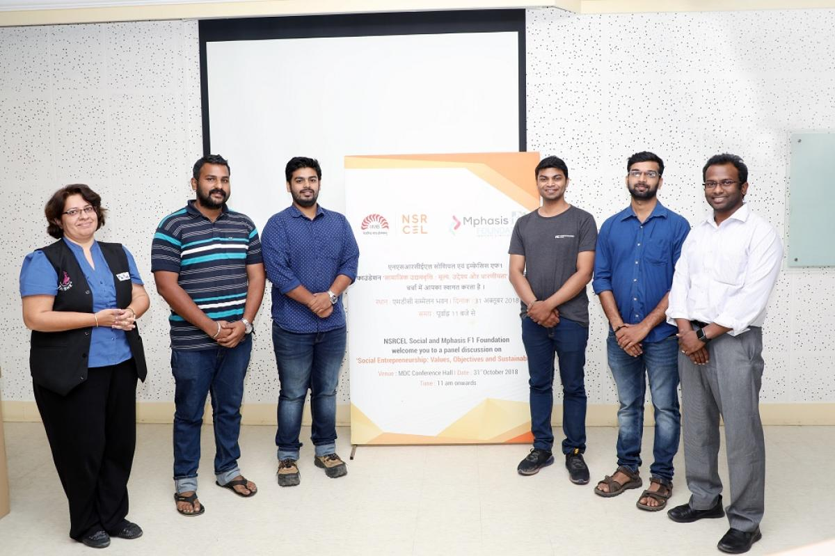 The programme received more than 550 applications from various social ventures, of which 16 were shortlisted to go through a three-month pre-incubation programme.