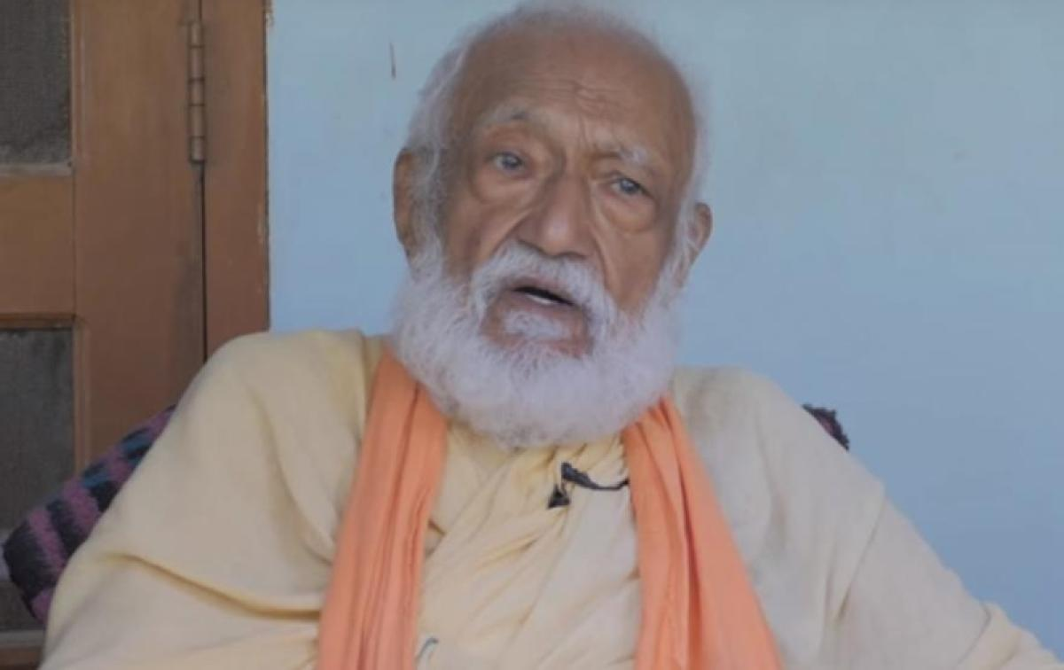 Agarwal passed away on October 11 after undertaking a 111-day fast, demanding unrestricted flow of river Ganga. (File Photo)
