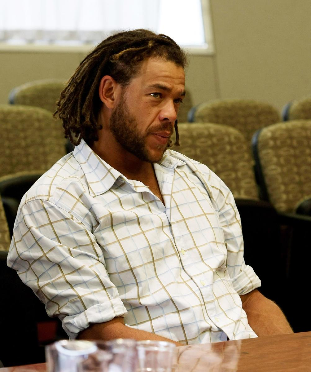 Andrew Symonds. AFP File Photo