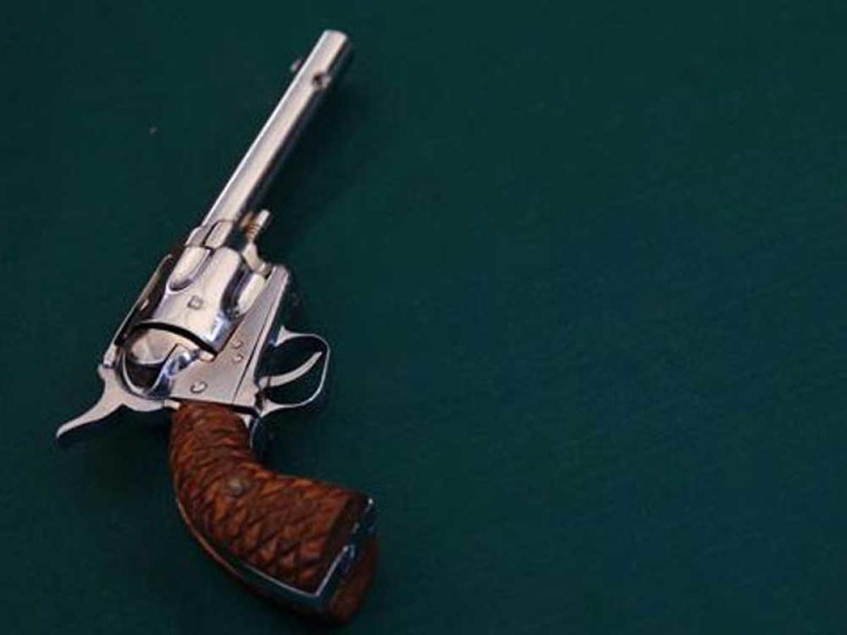 The accused was arrested and the country made pistol form which he had fired at the girl has also been recovered, police said. Representative image.