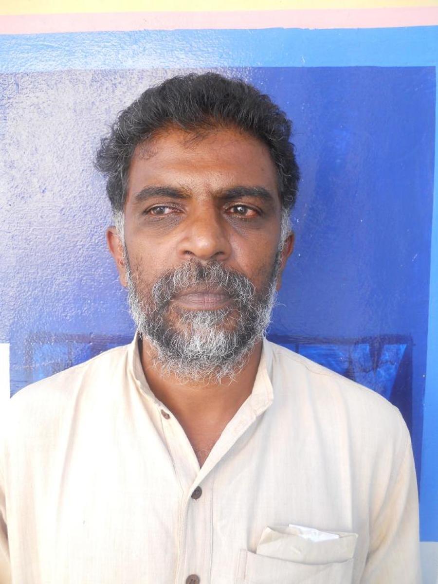 Bharadhwaj K Anandatheertha