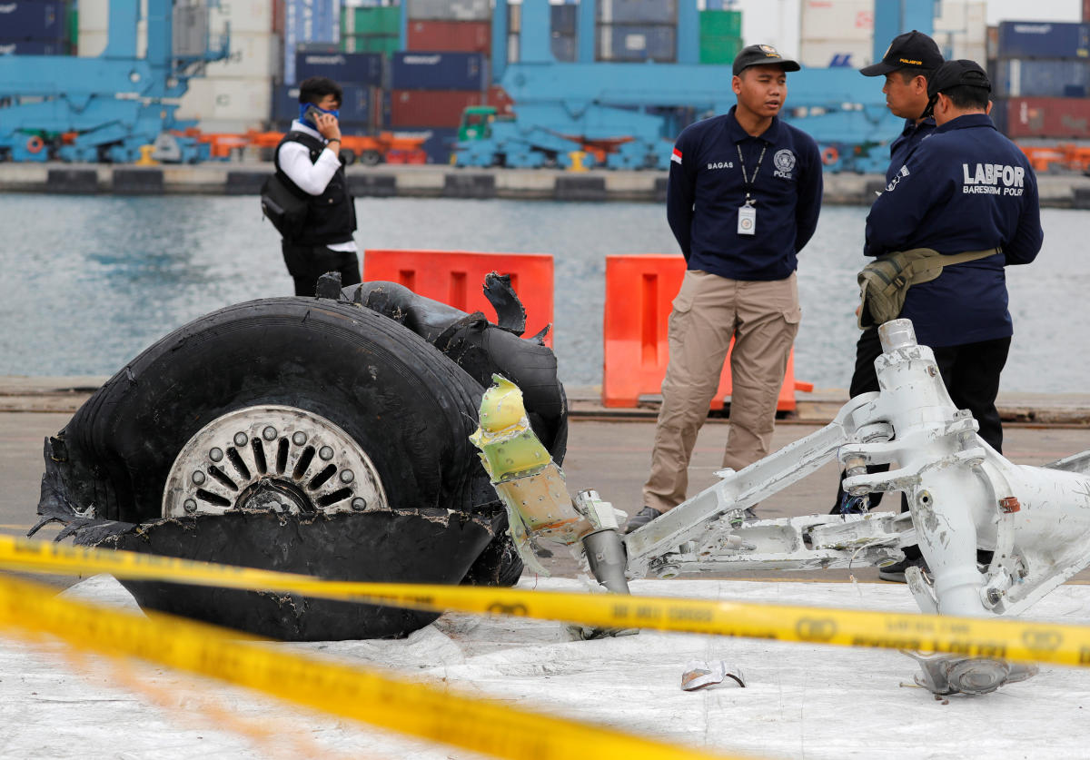 Lion Air has said a technical problem with the jet was fixed after problems with the Bali to Jakarta flight. (Reuters Photo)
