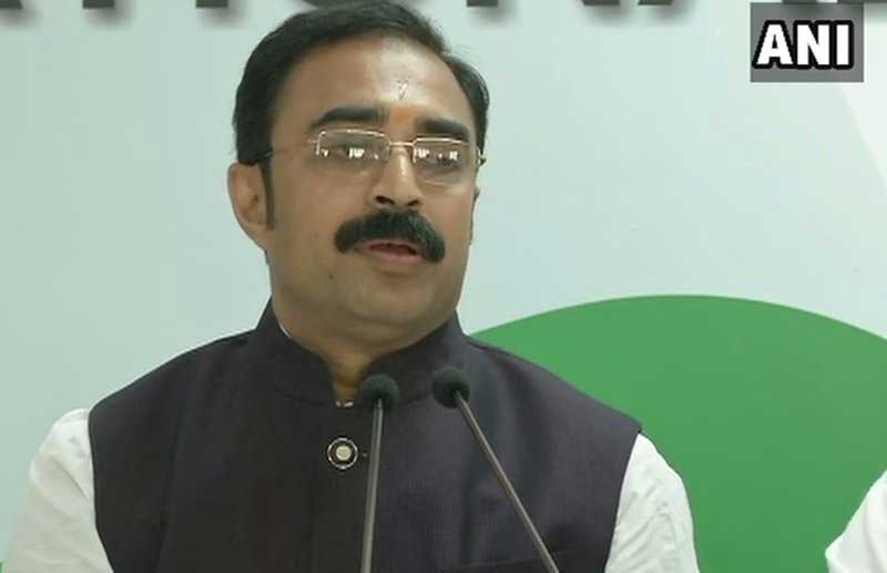 The Congress on Wednesday fielded Madhya Pradesh Chief Minister Shivraj Singh Chouhan's kin Sanjay Singh Masani for the November 28 Assembly elections.