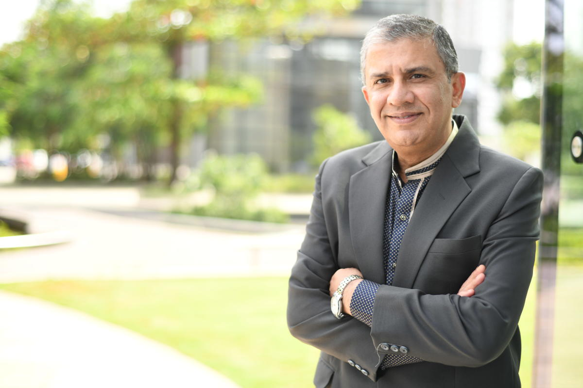 Shyam Motwani, EVP & Business Head, Godrej Locking Solutions and Systems.
