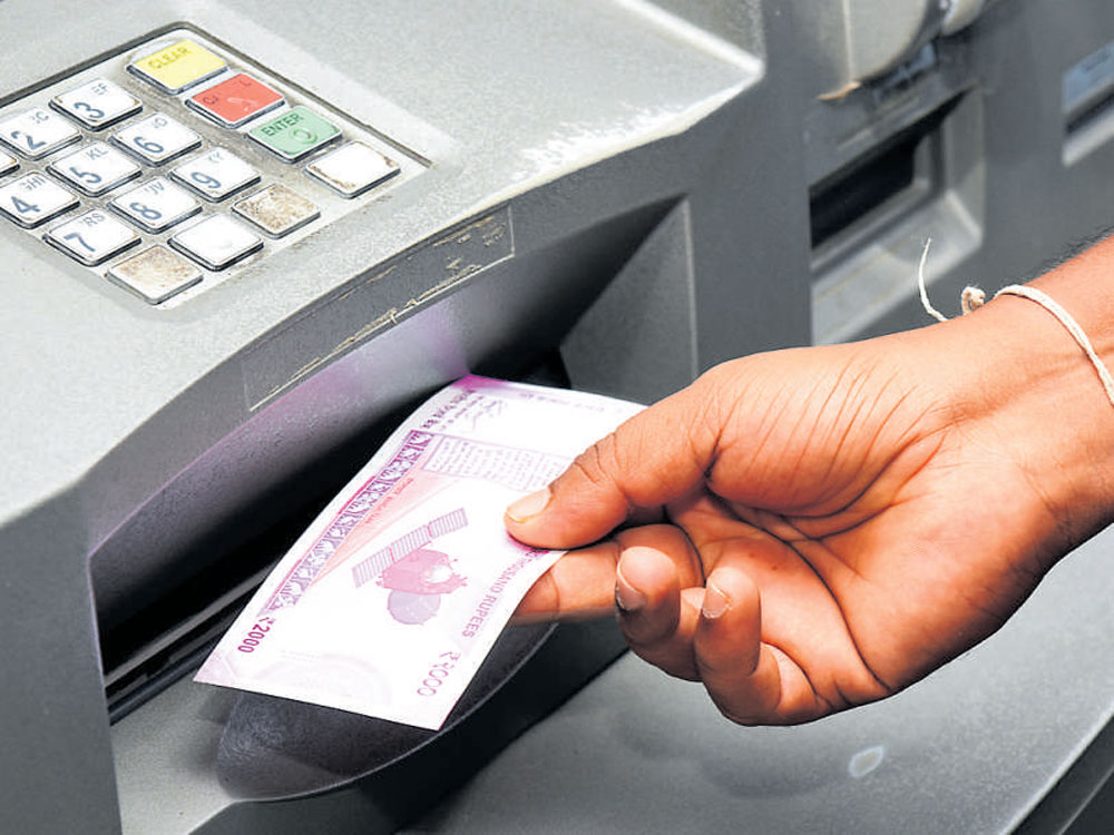 Rampeesa Ranjith and his colleague Nandan A, incharge of handling ATMs with the Writer Safeguard Private Limited, are the suspects. Representational Image
