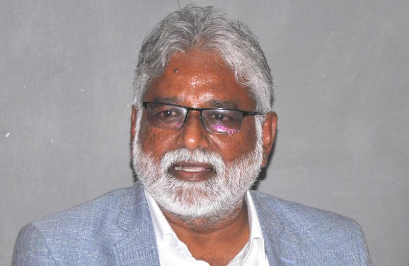 N Mahesh. DH file photo
