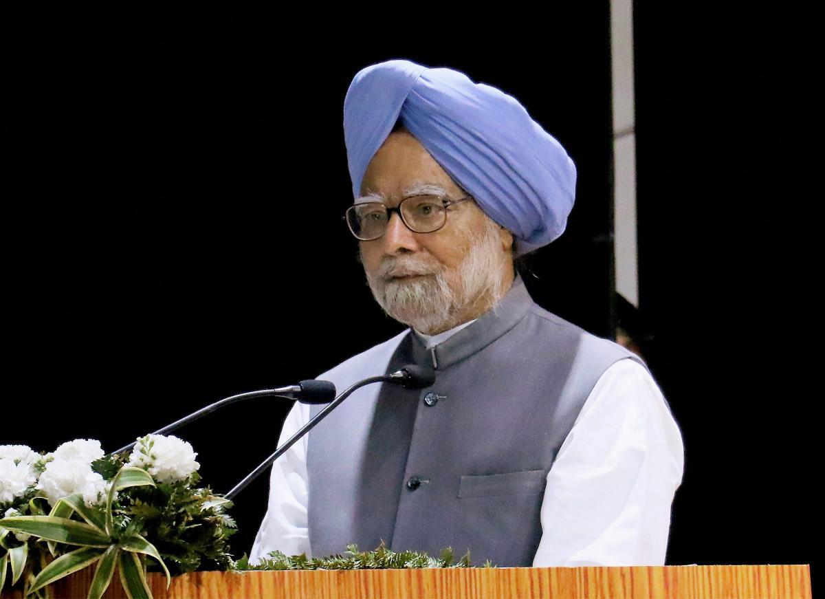 Former prime minister Manmohan Singh. (PTI file pic)