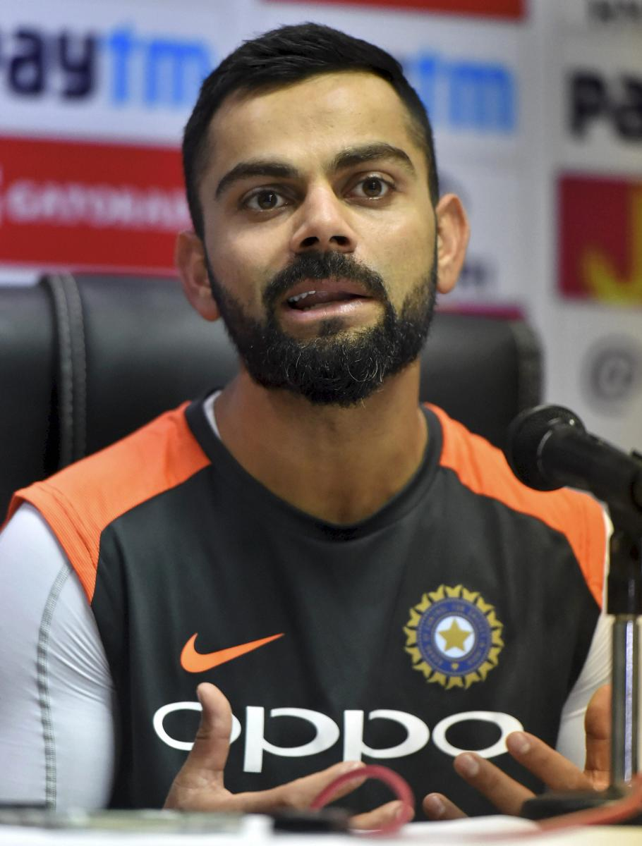 LACKING SUPPORT Captain Virat Kohli has suggested that the key Indian pacers be rested during the upcoming IPL to keep them fresh for World Cup. PTI
