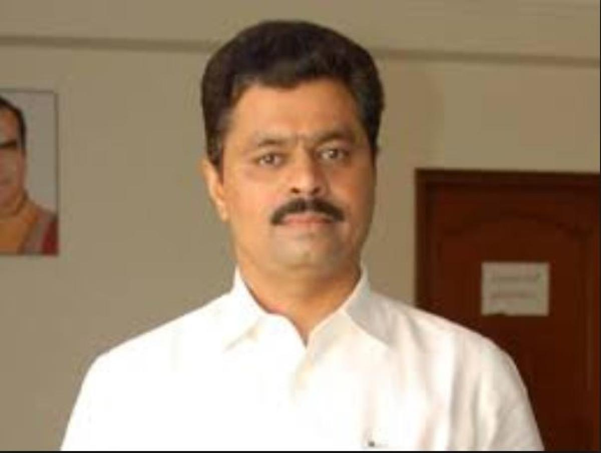 TDP MP C M Ramesh.