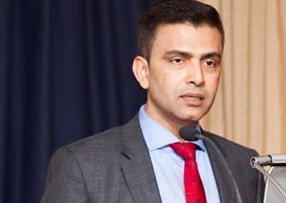 Raveesh Kumar, official spokesperson of the Ministry of External Affairs.