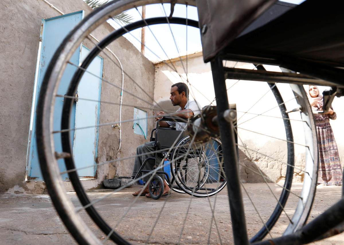 Wheelchairs will be arranged at respective polling stations.