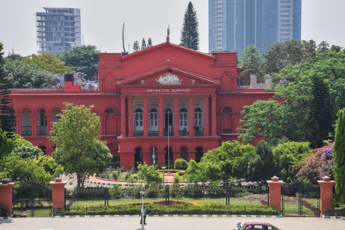 Justice Alok Aradhe of the Jammu and Kashmir HC was transferred to the Karnataka high court.