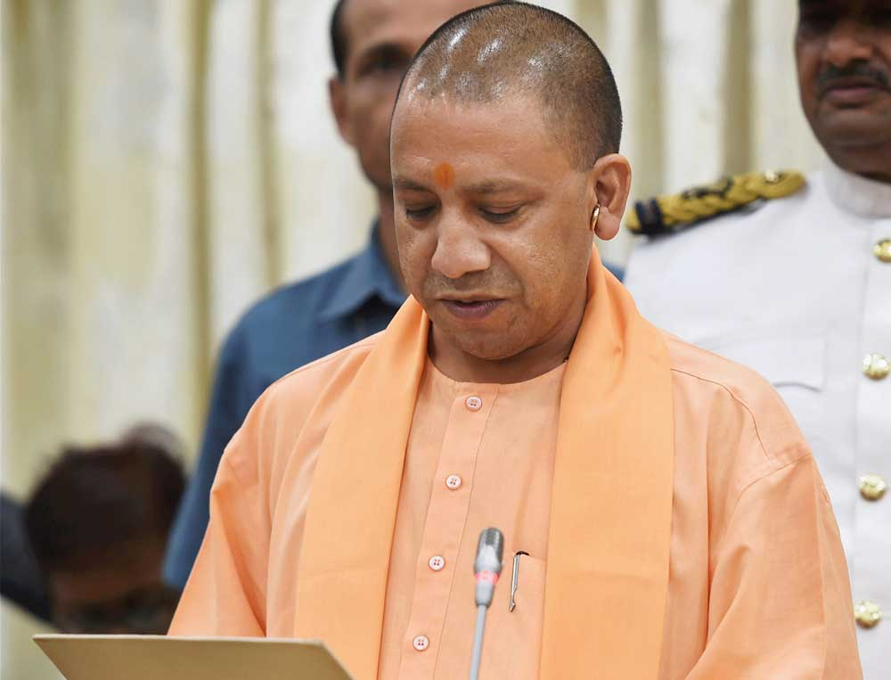 "Another section, however, welcomed the Uttar Pradesh government's move, saying it endorses the legacy of ancient Ayodhya and will enhance its ""glory""."