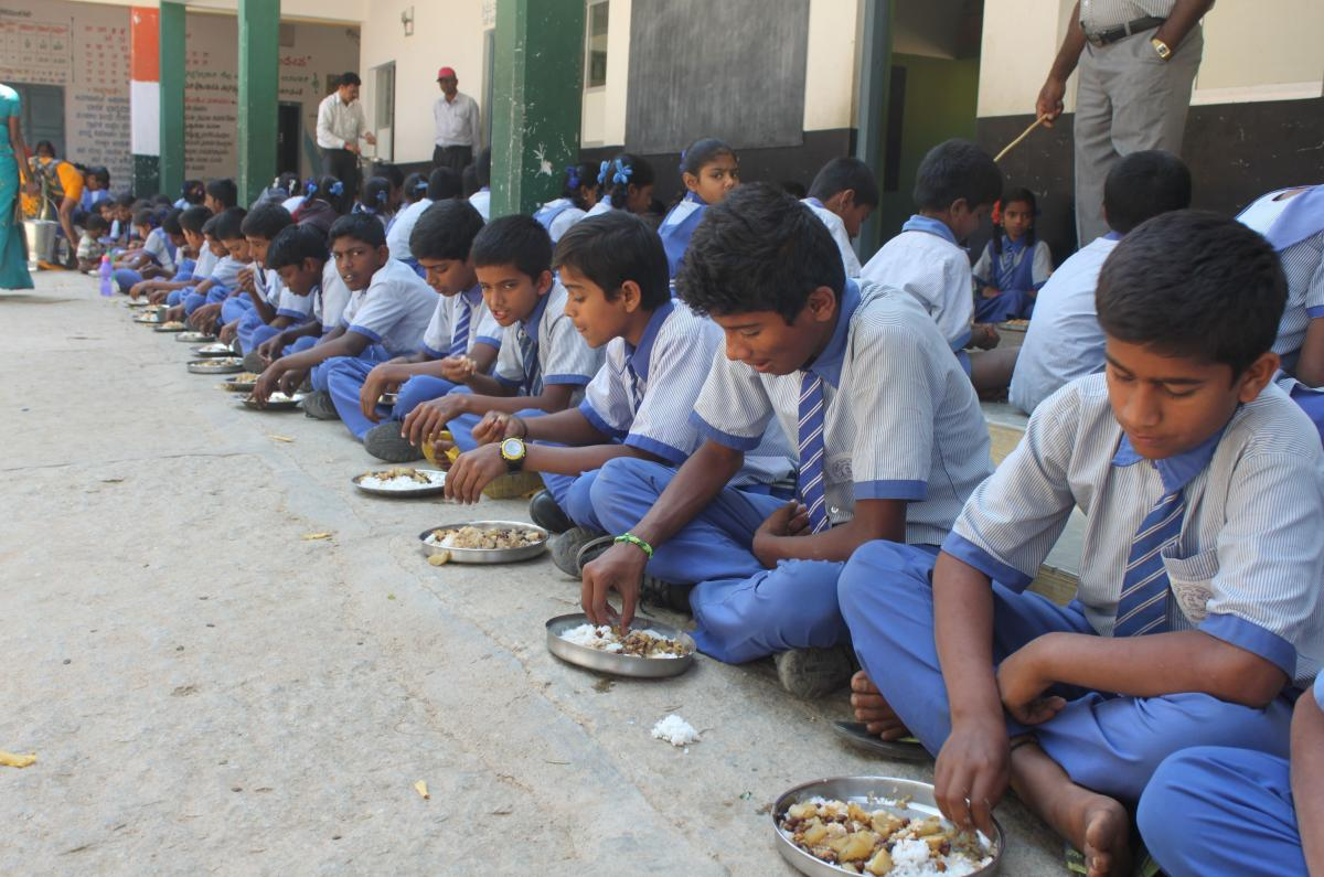 """Human Resource Development (HRD) Ministry has also asked them to ensure that only """"freshly"""" prepared food items are provided to the schoolchildren."""