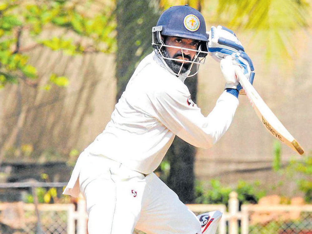 Ahead of the Karnataka Premier League, Robin Uthappa had expressed a strong desire to get back to the Karnataka set-up for the upcoming domestic season. PTI file photo