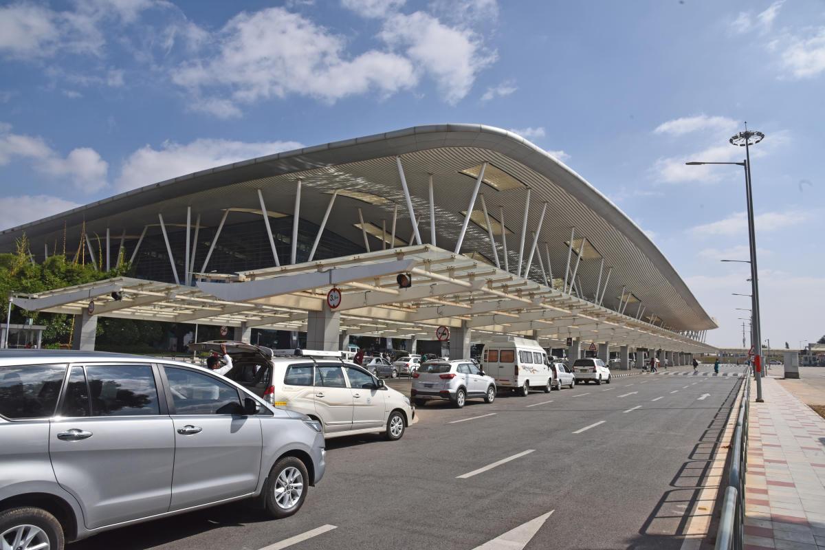 Kempegowda International Airport (KIA) in Devanahalli