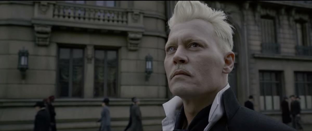 'Fantastic Beasts: The Crimes of Grindelwald' is the second instalment in the Fantastic Beasts film series, and the tenth overall in the Wizarding World franchise, which began with the Harry Potter film series.