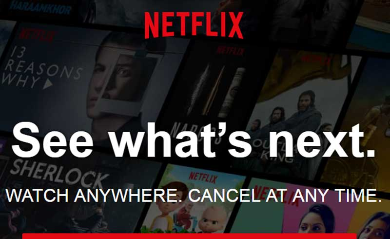 The report also claimed that Netflix would issue a note on the guidelines it comes up with to that end.