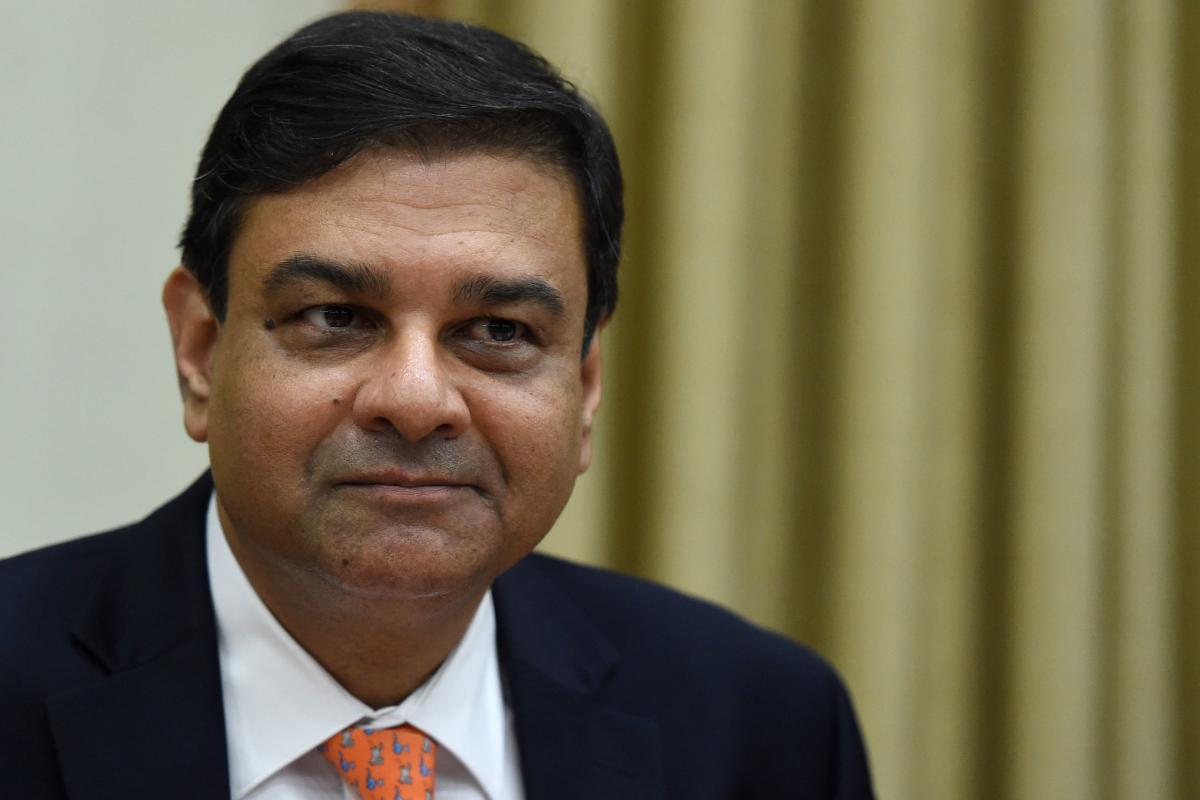 Reserve Bank of India (RBI) Governor Urjit Patel. AFP File Photo