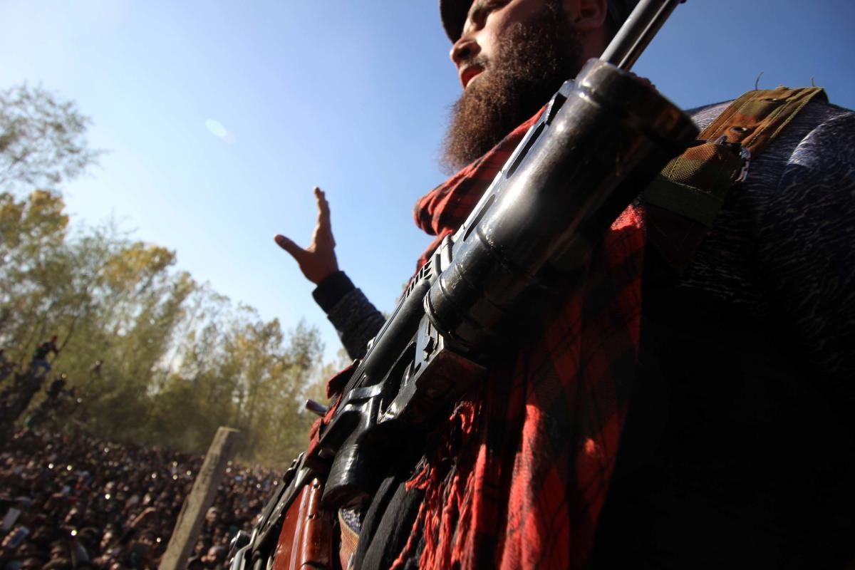 Militants on Saturday morning abducted three civilians from Saidpora Payeen village of the Shopian district.