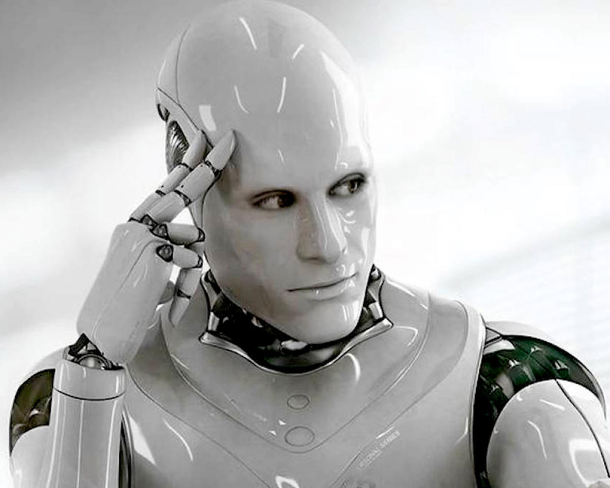 While robots have featured in advances in healthcare, industrial, and other settings, capturing humanistic expression in a robotic face remains an elusive challenge. (Image for representation)