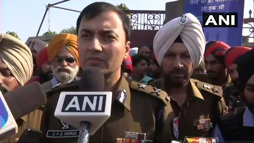 At least 3 persons were killed and nearly 10 injured in a grenade blast that took place today at the sect Nirankari congregation in Rajasansi, some 12-km from holy town in Amritsar. ANI photo