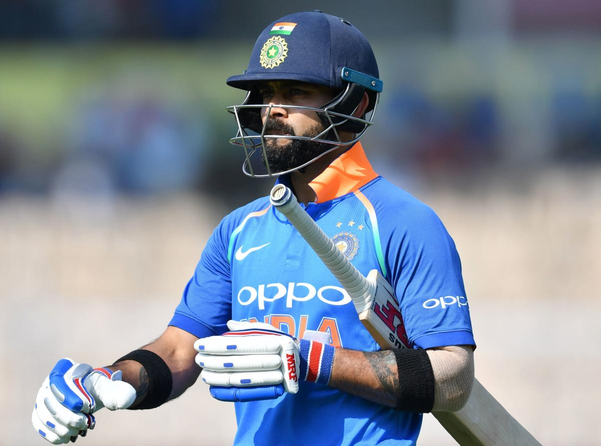 CENTRE OF ATTRACTION: Indian skipper Virat Kohli will be looking to kick-start the Australia tour on a high with a big knock in the opening T20I on Wednesday. AFP