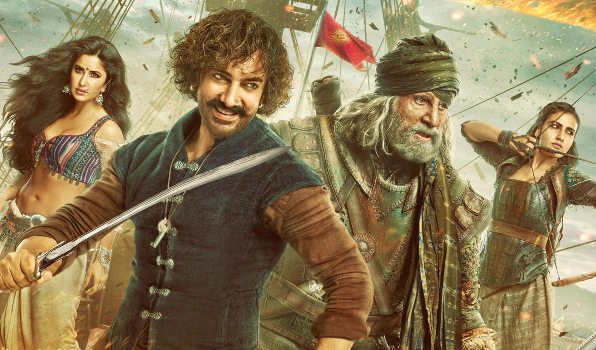 'Thugs Of Hindostan' released on November 8 in India to mostly negative reviews.