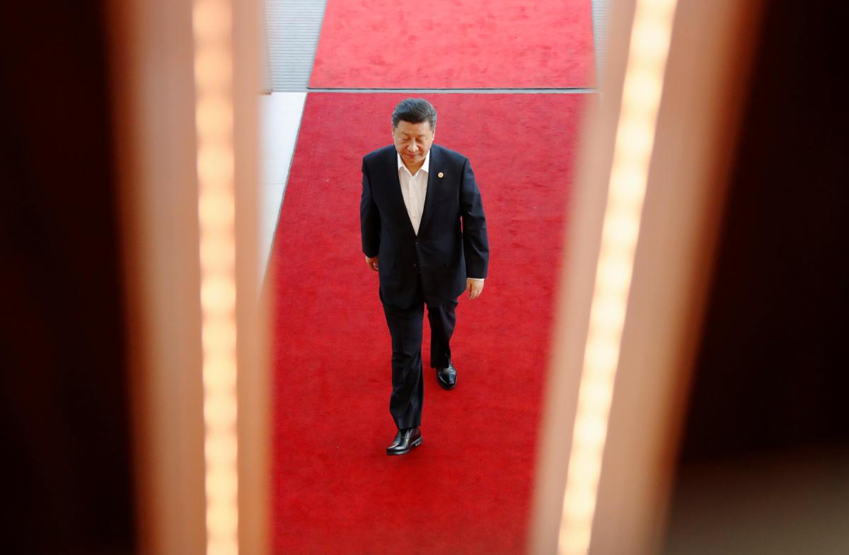 China's President Xi Jinping. (REUTERS File Photo)