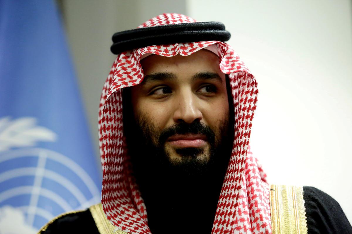 Saudi Arabia's Crown Prince Mohammed bin Salman. (REUTERS File Photo)