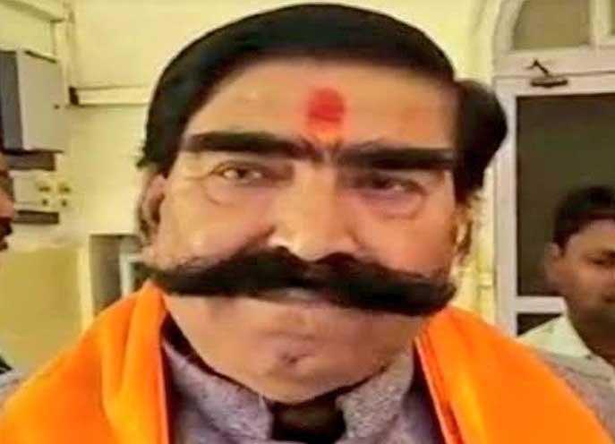 BJP MLA Gyan Dev Ahuja. DH photo