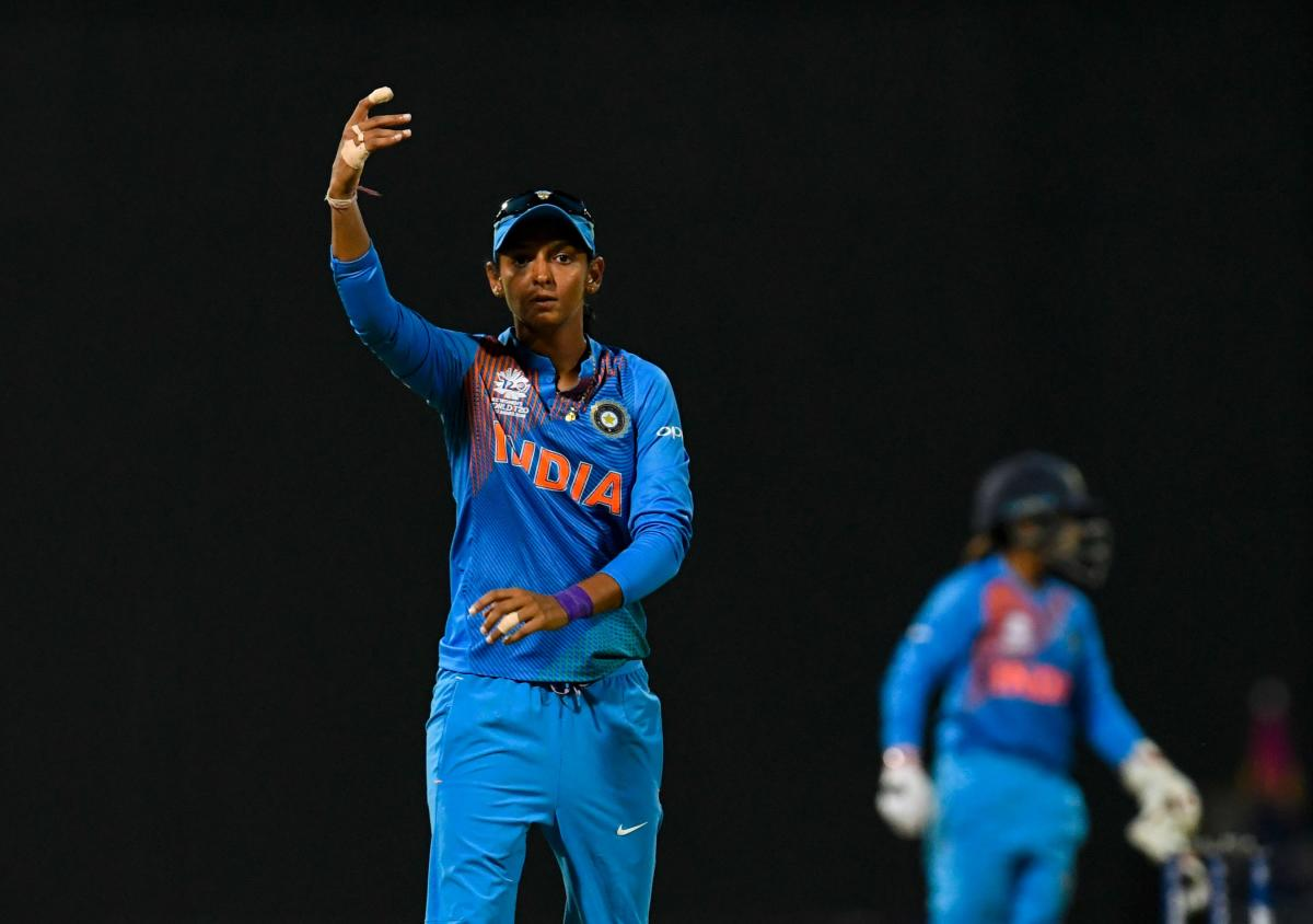 """At the toss, Harmanpreet said: """"It's not about not selecting Mithali, it's about keeping a winning combination."""" AFP Photo"""