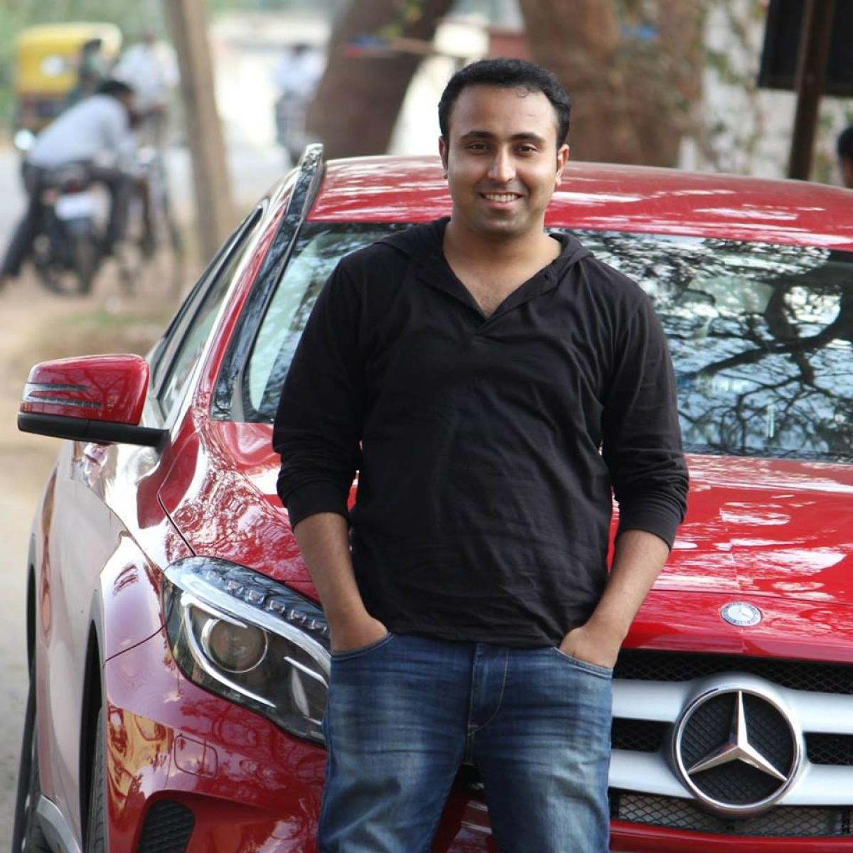 The missing techie, Kumar Ajitabh
