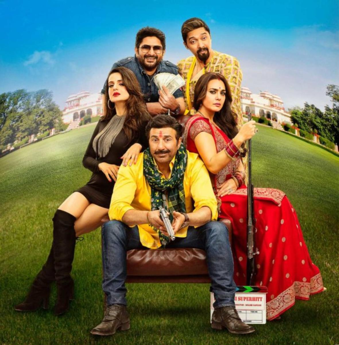 Bhaiaji Superhit: A mess of a movie