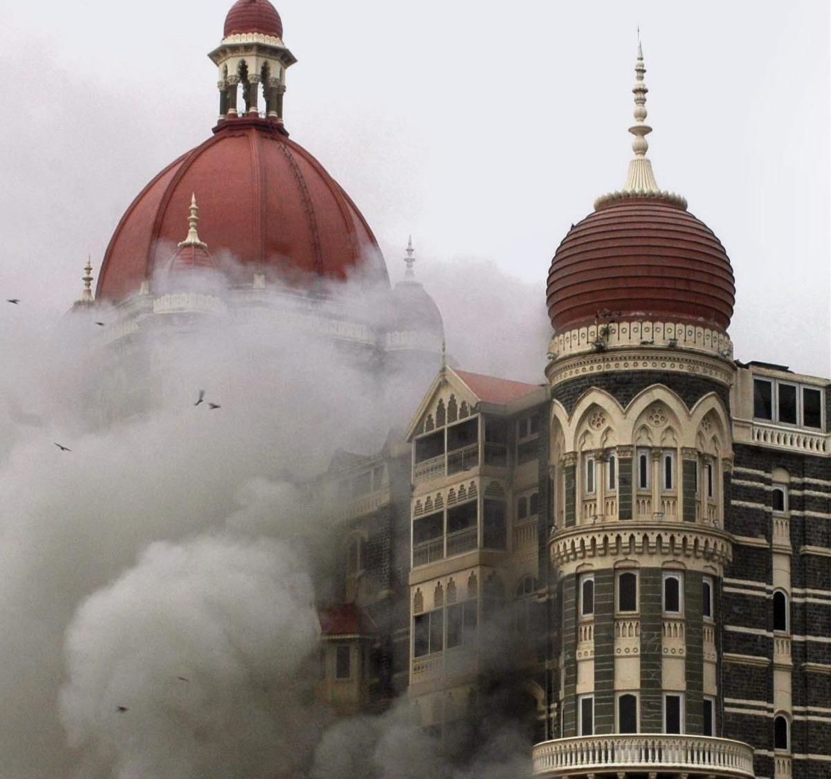 British Victim Of Mumbai Terror Attacks Sues Taj Hotel Deccan Herald