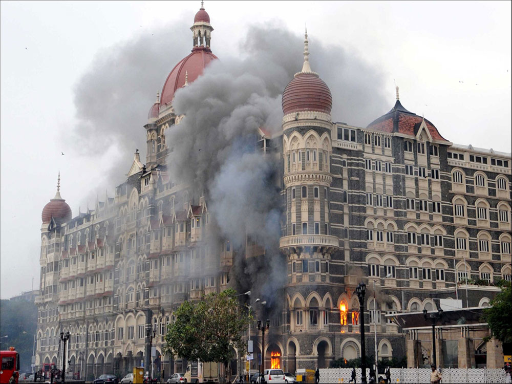 Some 166 people were killed in the attack carried out by 10 LeT men. Nine of the attackers were killed by police while lone survivor Kasab was caught and hanged after beinghanded down the death sentence.
