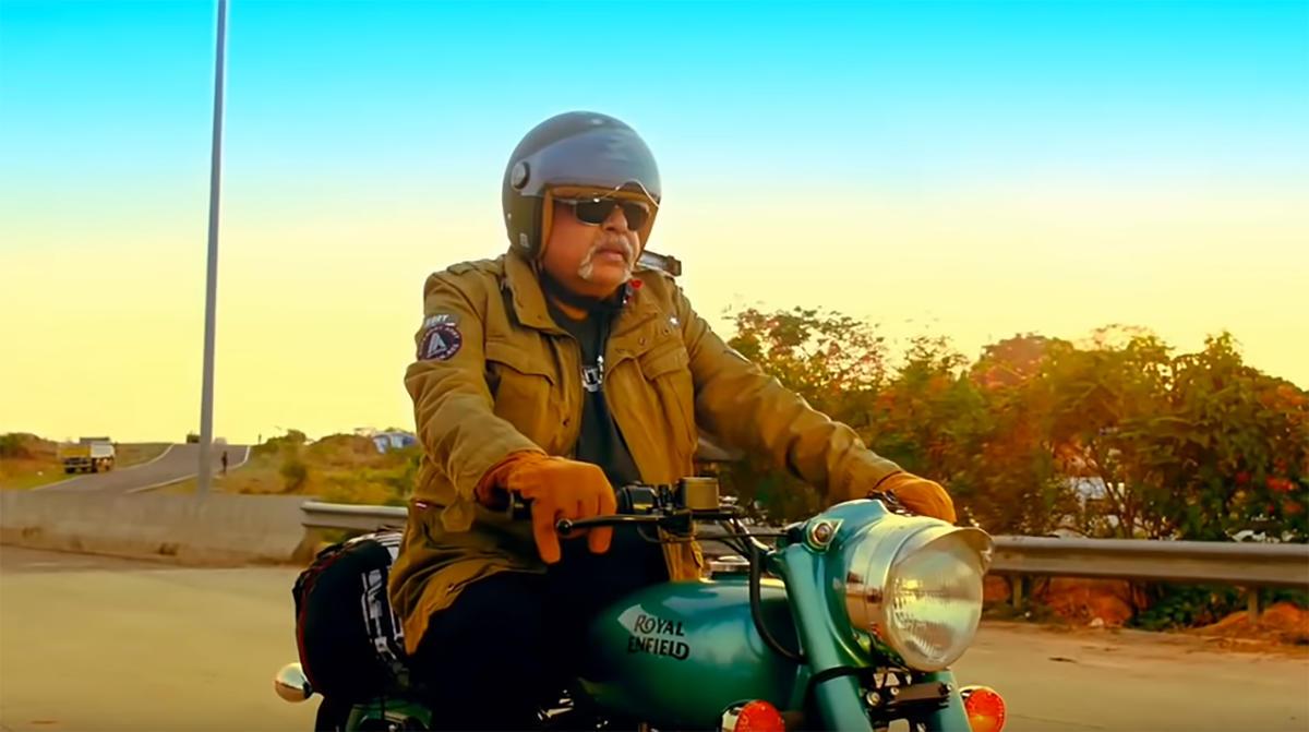'Ambi Ning Vayassaytho' was his last film.