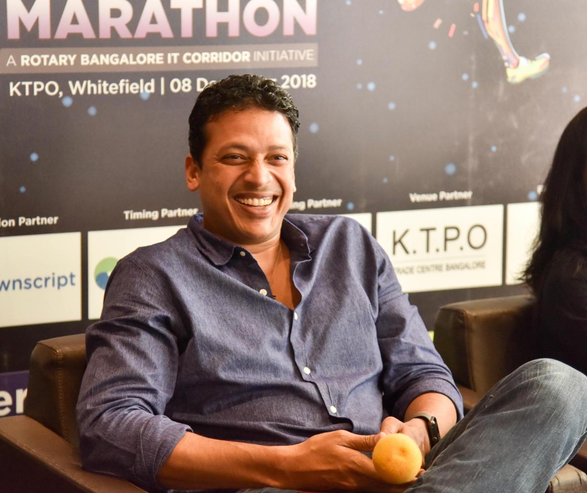 Former Tennis Player Mahesh Bhupathi. DH File Photo
