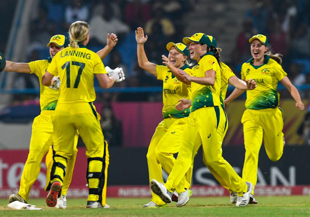 The Australian women's cricket team's triumph in the just-concluded World T20 hassomewhat eased the pain caused by the abject performances of the men's team since the sandpaper-gate incident. AFP