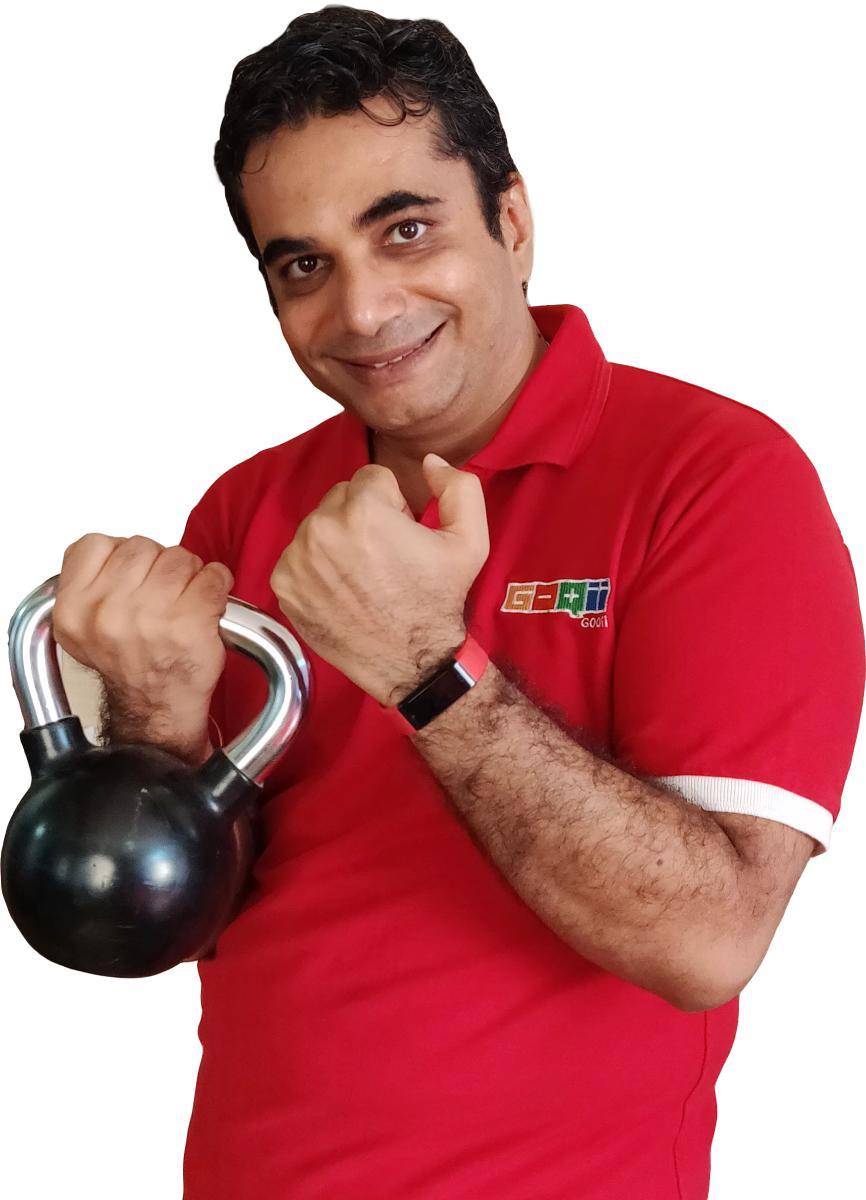 Goqii Inc Founder Vishal Gondal