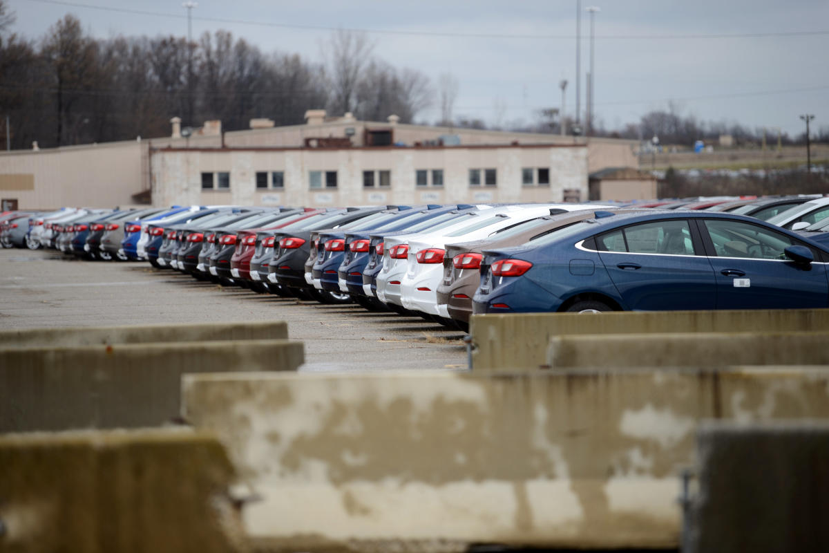 Reacting sharply, Trump asked the General Motors to review its decision, which the auto major said would help it save around USD 4.5 billion in costs by the end of 2020. (Reuters File Photo)
